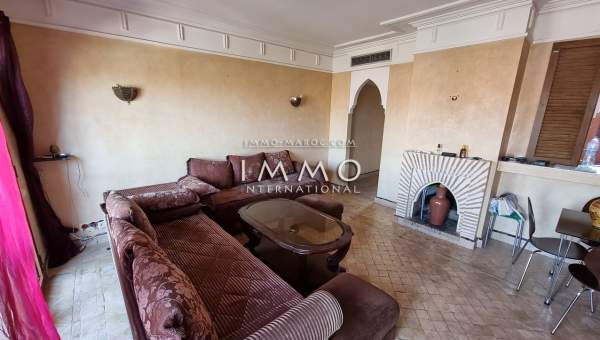 Appartement à vendre Marocain épuré Marrakech Extérieur Centre ville Agdal - Mohamed 6