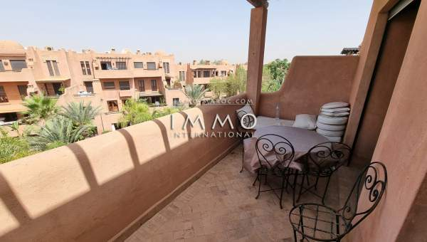Achat appartement Marocain épuré Marrakech Extérieur Centre ville Agdal - Mohamed 6