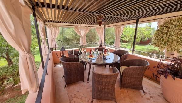 Vente appartement Moderne biens de prestige marrakech Marrakech Extérieur Route Amizmiz