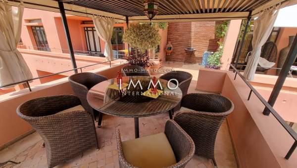 acheter appartement Moderne Marrakech Extérieur Route Amizmiz