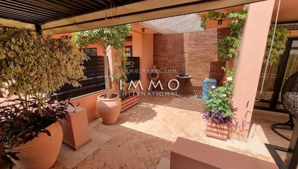 appartement vente Moderne luxe Marrakech Extérieur Route Amizmiz