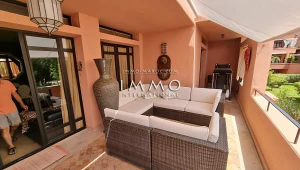 Achat appartement Moderne luxe Marrakech Extérieur Route Amizmiz