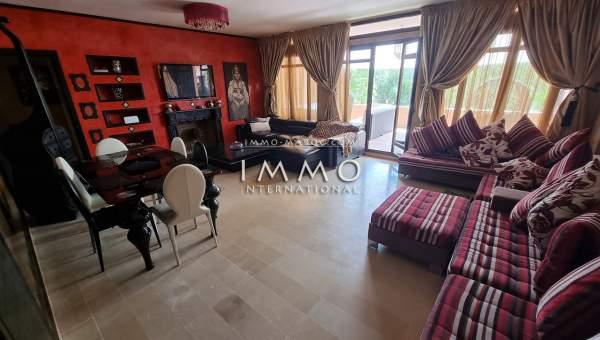 Vente appartement Moderne prestige Marrakech Extérieur Route Amizmiz