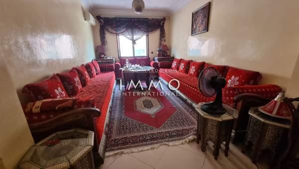 appartement vente Marocain épuré Marrakech Centre ville Guéliz