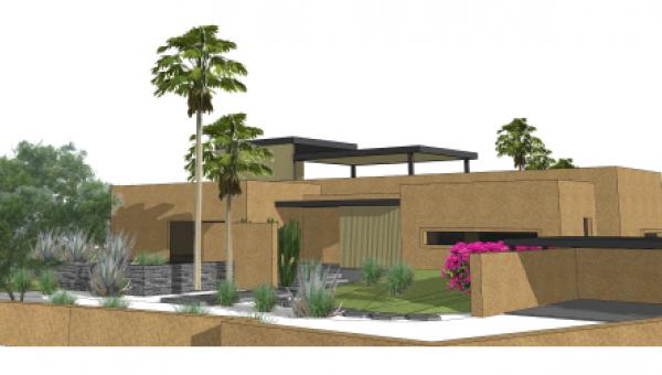 acheter maison Moderne Marrakech Extérieur Route Fes