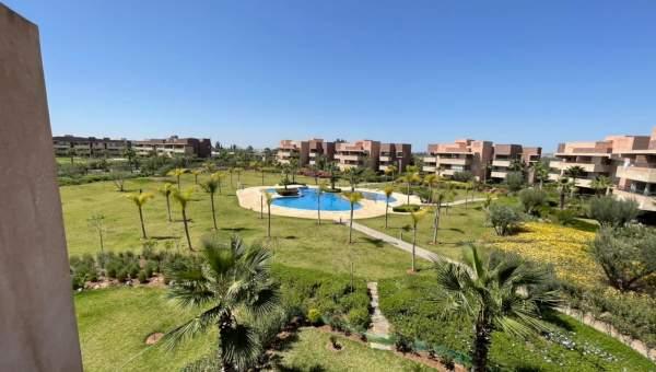 Location appartement Marocain épuré Marrakech Golfs Autres golfs