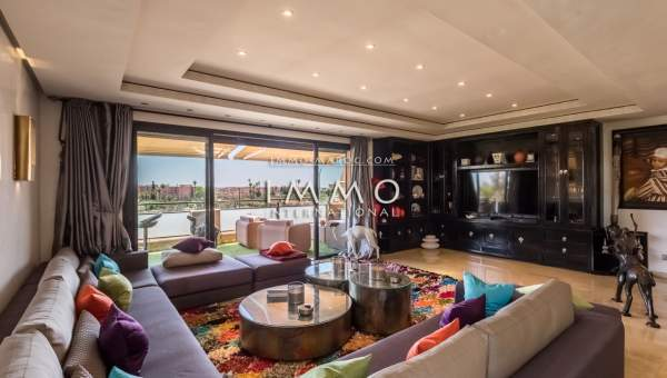 appartement vente Moderne luxueuses Marrakech Hivernage
