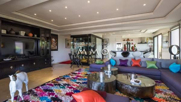 appartement vente Contemporain propriete luxe marrakech à vendre Marrakech Hivernage