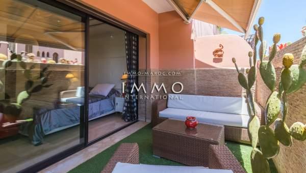 Appartement à vendre Contemporain luxueuses Marrakech Hivernage