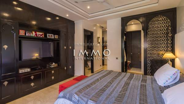 appartement vente Moderne luxe Marrakech Hivernage