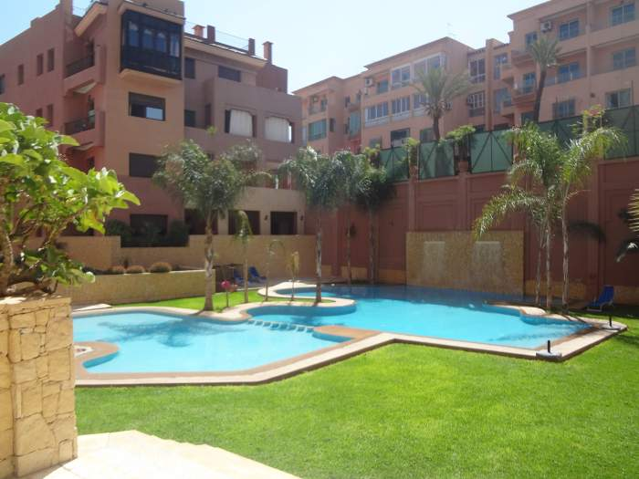 Location appartement Moderne Marrakech Centre ville