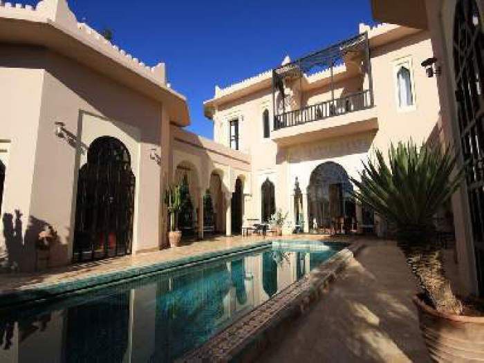 House for sale contemporary Marrakech Golfs Amelkis