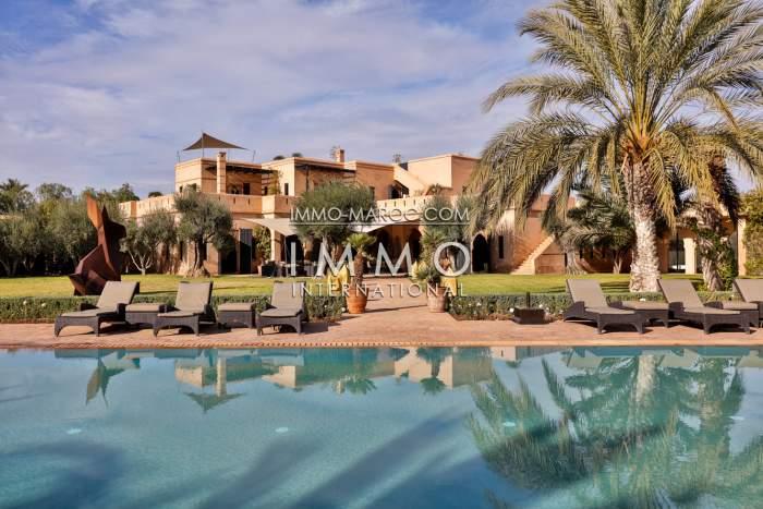 Sale marrakech property marrakech Marrakech Palmeraie
