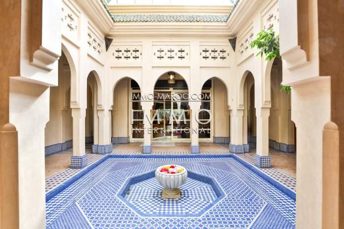 Casa en venta Marruecos refinado Marrakech Palmeraie