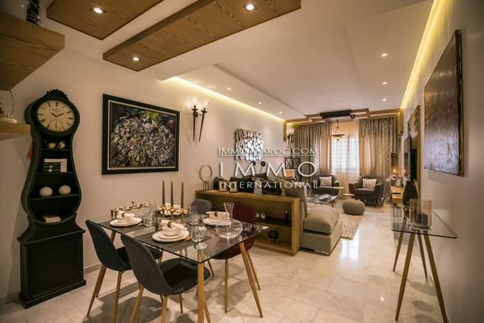 Comprar lujosa villa contemporánea en venta Marrakech Centre ville Guéliz