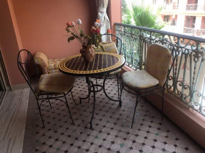 Achat appartement Marocain épuré Marrakech Centre ville Lycée français - Camp El Ghoul