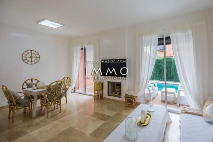 buy apartment Modern Marrakech Exterior Road Ourika