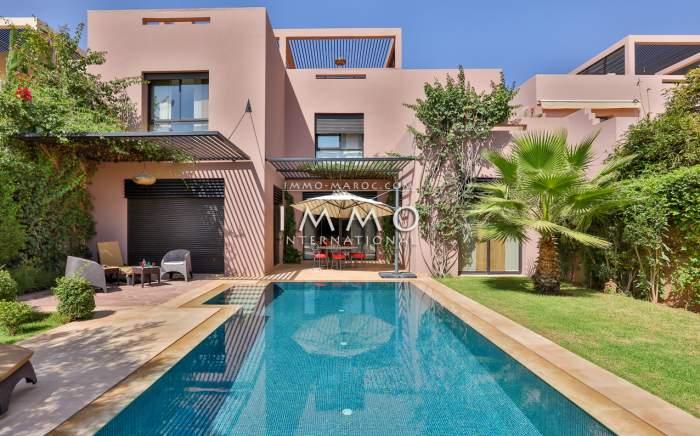 Vente maison Moderne Marrakech Golfs Al Maaden