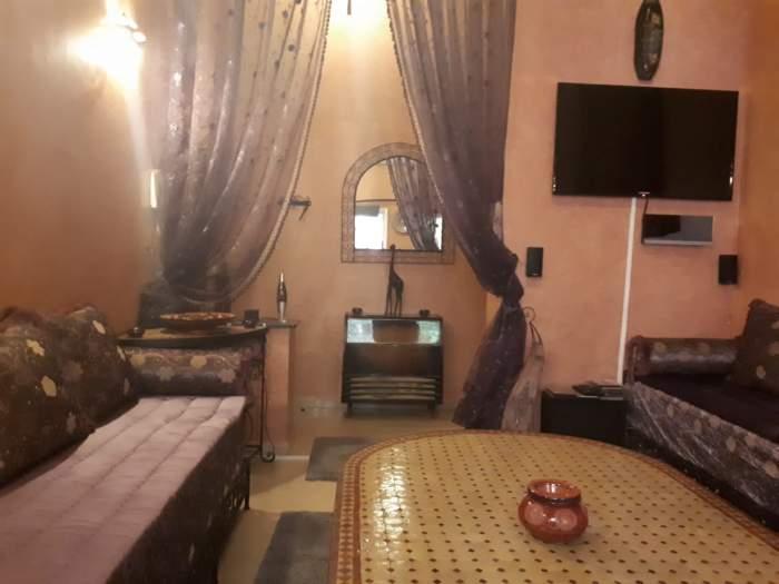 Appartement à vendre Marocain épuré Marrakech Centre ville Autres Centre ville