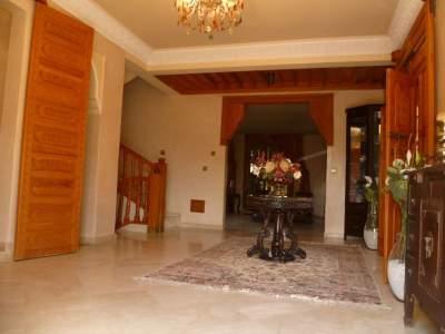 Traditional villa purchase Targa Marrakech Downtown