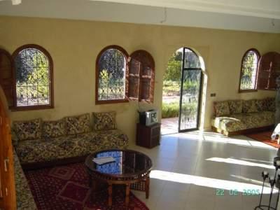 vente villa marrakech