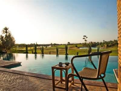 Villa for sale traditional Marrakech Golf Amelkis