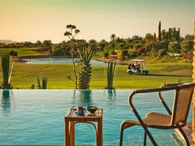 Sale traditional villa Marrakech Golf Amelkis