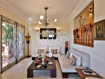 Vente appartement haut de gamme Marrakech Hivernage