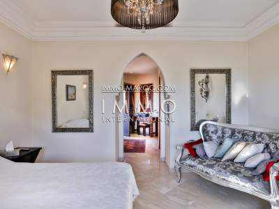 Appartement à vendre haut de gamme Marrakech Hivernage