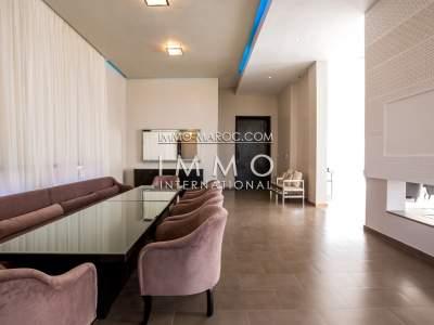 Villa à louer Moderne Marrakech Extérieur Route Ourika