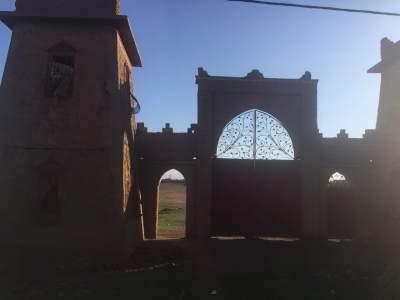 Tierra parcelación compra tiene Marrakech escuela americana Exterior