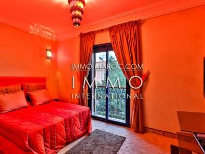 Maison à vendre Marocain Marrakech Centre ville Route Casablanca