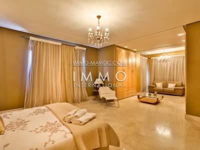 Appartement à vendre Moderne haut de gamme Marrakech Hivernage