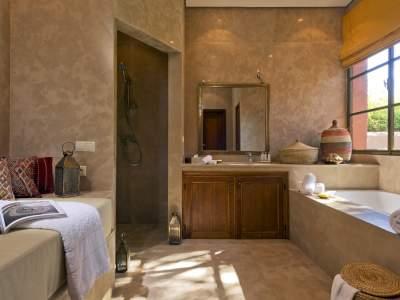 Maison à louer Marocain épuré Marrakech Golfs Amelkis