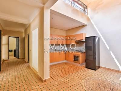 Villa à louer Marocain épuré Marrakech Palmeraie Bab Atlas