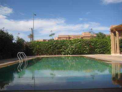 Maison à louer Marocain épuré Marrakech Centre ville Targa