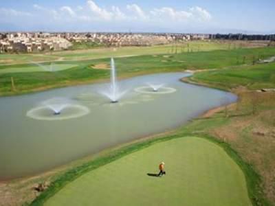 Achat villa contemporain Marrakech Golfs