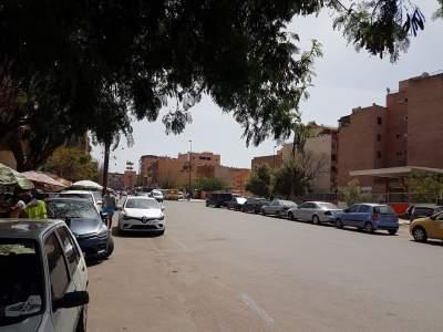 Vente terrain Zone Immeuble Marrakech Centre ville Guéliz