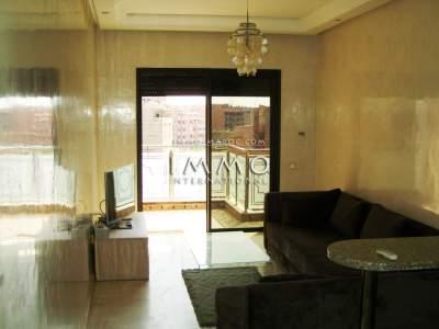 Vente appartement Moderne Marrakech Centre ville Guéliz