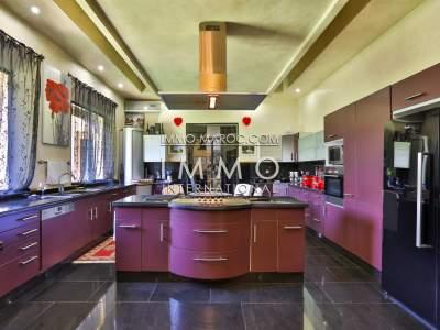 acheter maison Marocain immobilier de luxe marrakech Marrakech Palmeraie