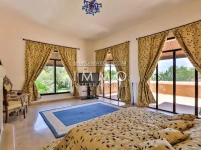 Villa à vendre Marocain immobilier de luxe marrakech Marrakech Palmeraie