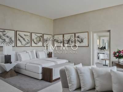Achat villa Moderne immobilier de luxe marrakech Marrakech Extérieur Route Fes