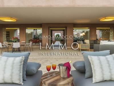Achat villa Contemporain immobilier de luxe marrakech Marrakech Extérieur Route Fes