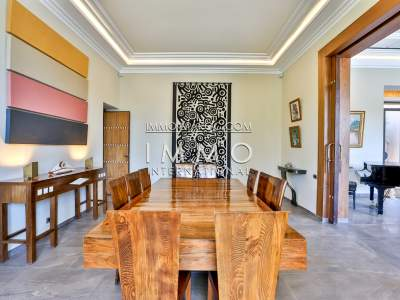 achat villa luxe marrakech