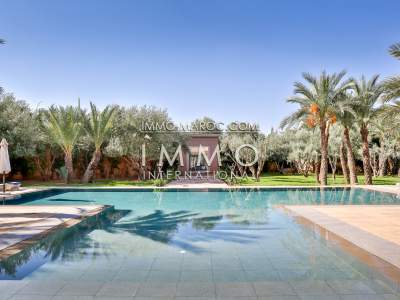 Achat villa Moderne Marrakech