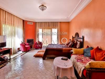 Morocco luxury villa for sale Marrakech Palmeraie