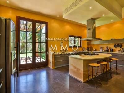 Villa à vendre Marocain épuré propriete luxe marrakech à vendre Marrakech Palmeraie