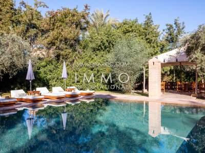 propriété de luxe a vendre a marrakech