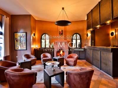 Vente villa Marocain de Prestige