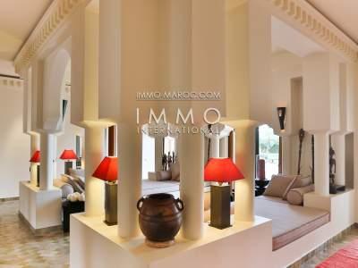 Vente maison Marocain Prestige Marrakech Palmeraie